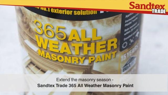 365 All Weather Masonry Brilliant White