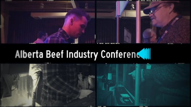 Alberta Beef Conference 2016