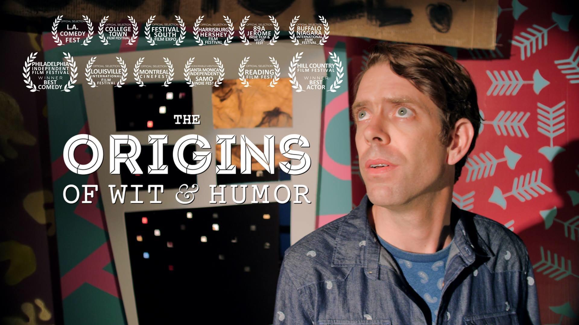 The Origins of Wit & Humor - Official Trailer - Starring Joe Hursley and Broken Lizard's Steve Lemme