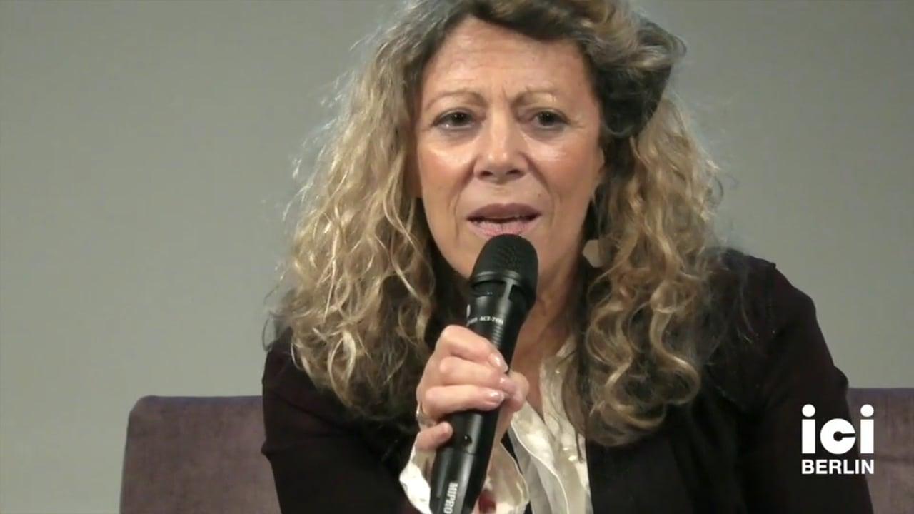 Talk by Barbara Cassin