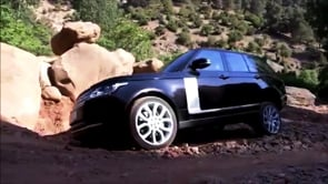 Range Rover Ad
