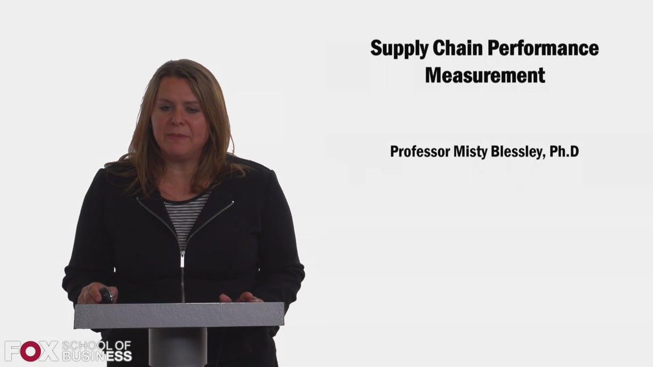 58331Supply Chain Preformance Measurement