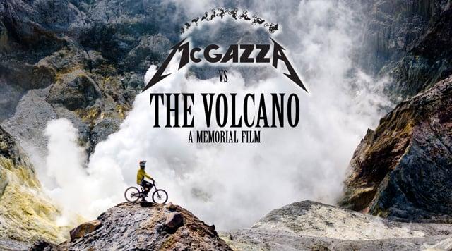 McGazza vs The Volcano