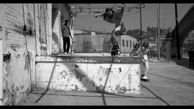 Girls Skate for Christian Siriano