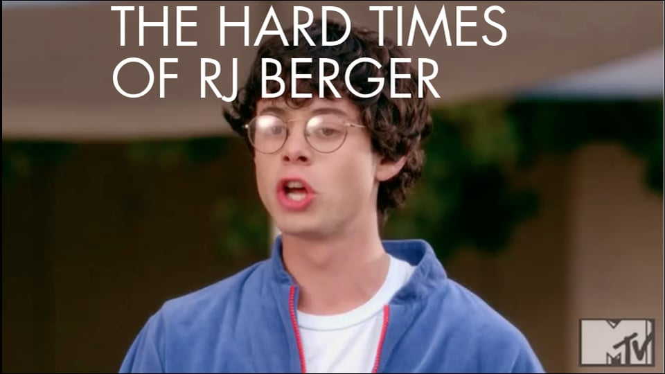 Uncool Like You - (The Hard Times of Rj Berger)
