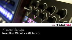 Novation Circuit vs Mininova