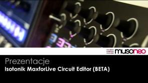 Isotonik Novation Circuit Editor