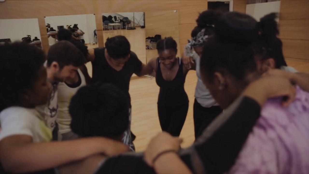 East London Youth Dance Company: UDance trailer