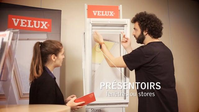 Spot de présentation des Outils de Vente VELUX