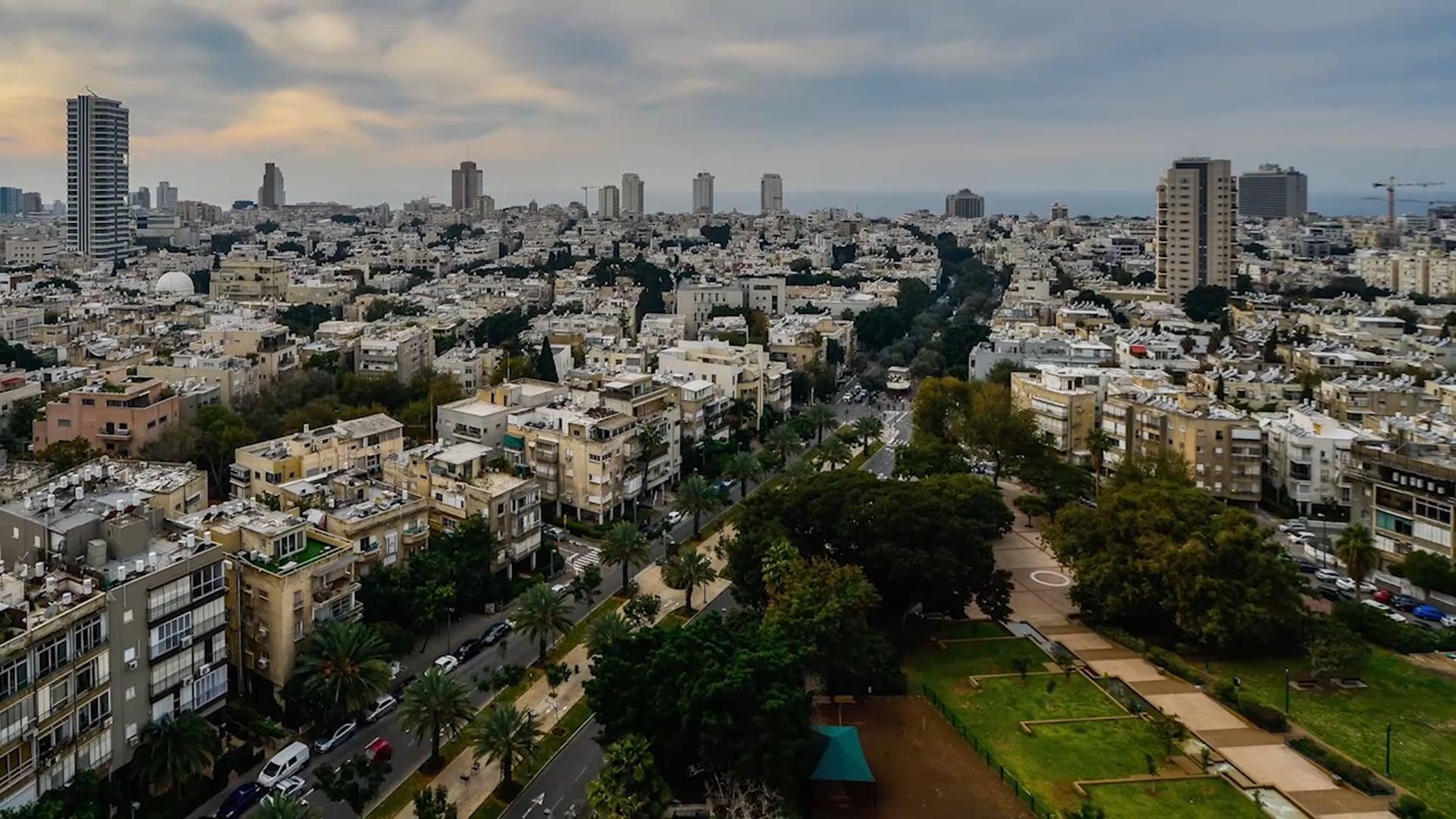 City_Hall_/ Ben Gurion Blvd