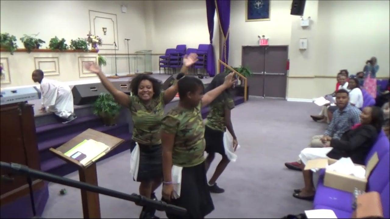 09-12-15, Speech Chorale