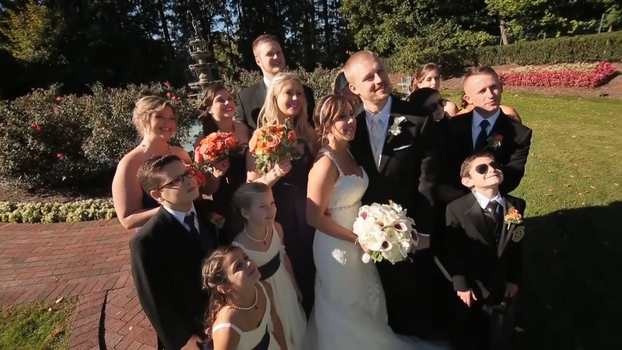 Dana & Ryan's Wedding Video Highlights