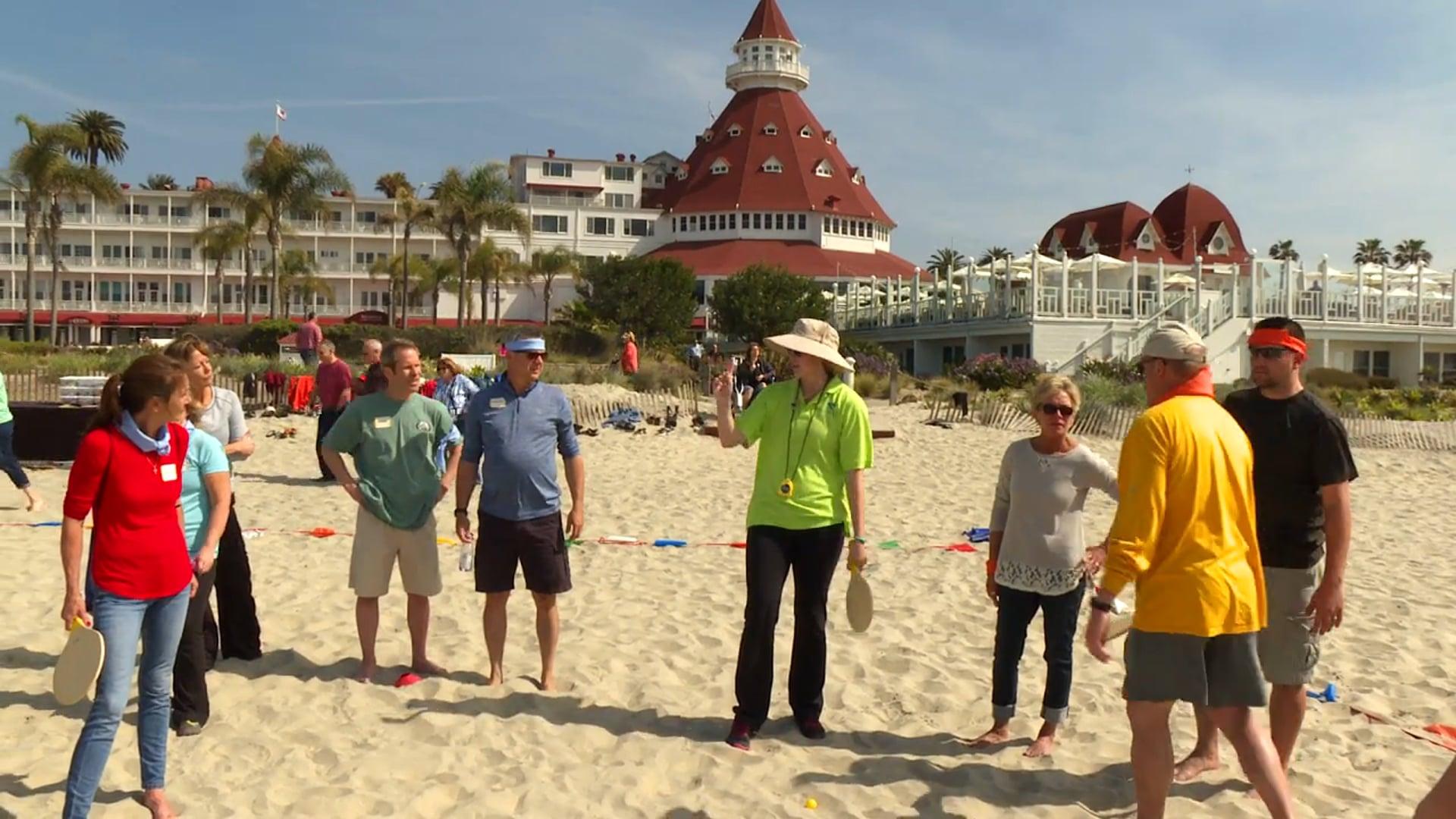Fastline Beach Olympics (Standup)