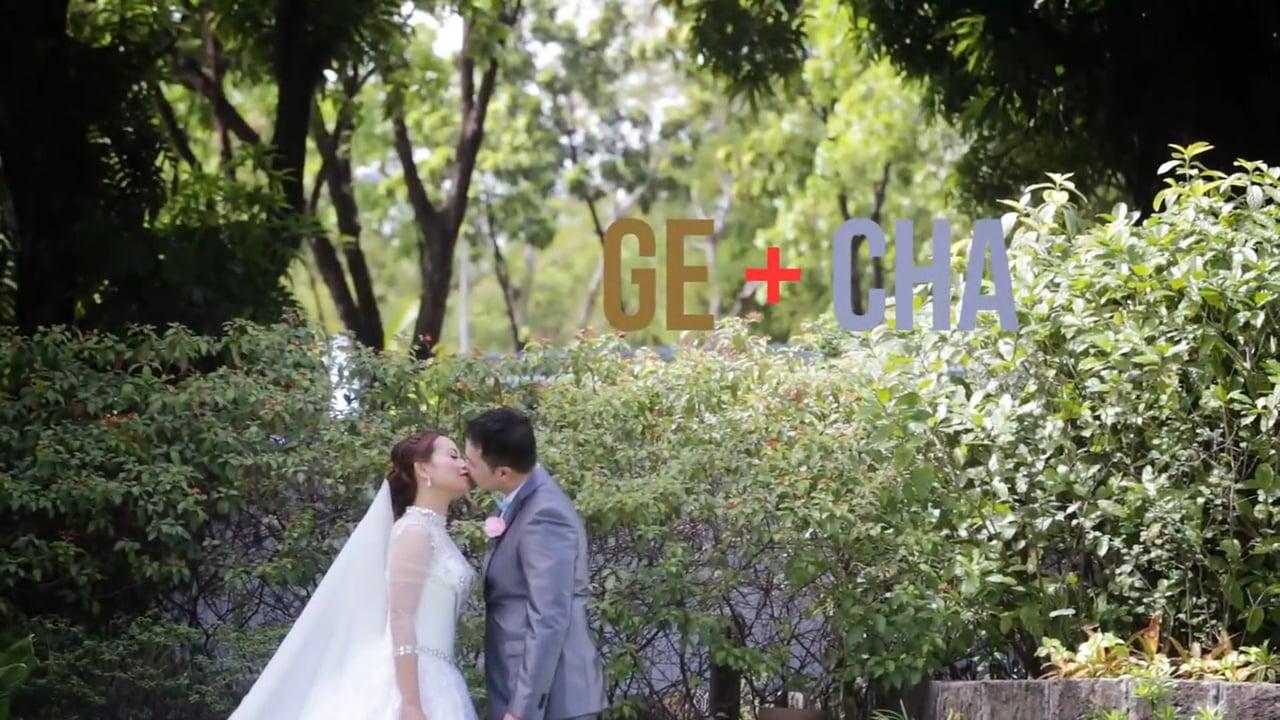 Ge + Cha Same Day Edit