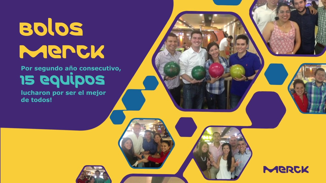 Merck - Bowling Event Pictures