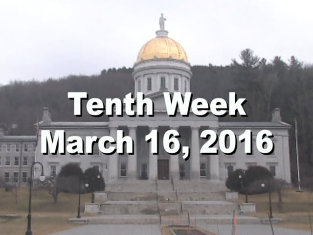 Under The Golden Dome 2016 Week 10