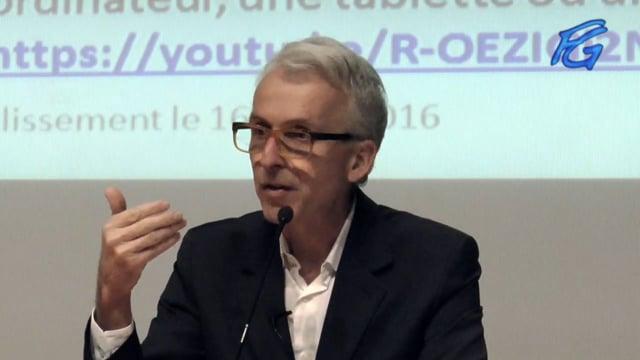 Intervention Michel Lussault