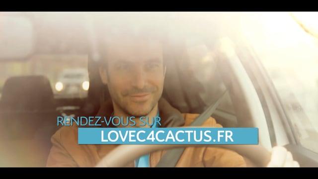 Teaser Love C4 Cactus Citroën