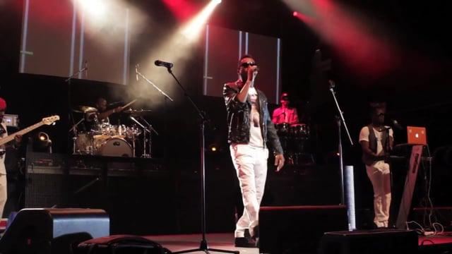 LA NUIT DES JEUNES Concert at Terminal 5  3/23/13