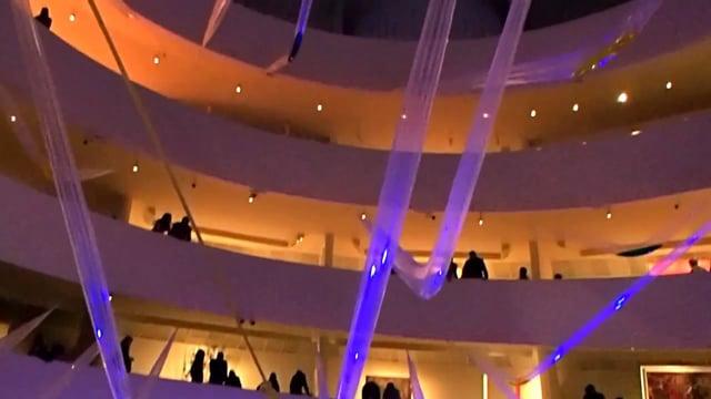 Tyondai Braxton Hive Guggenheim 4/9/13