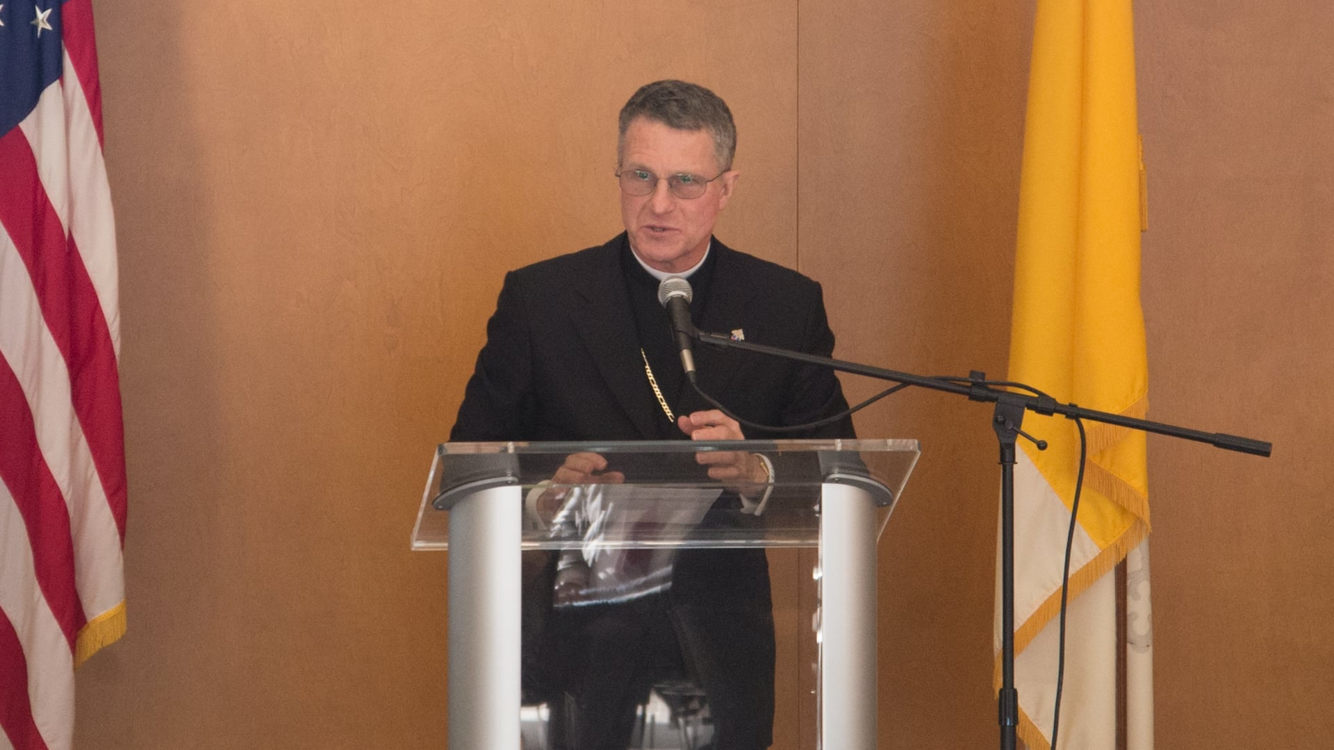 """Abp. Broglio: """"The Vital Role of Military Chaplains in Today's Challenging Culture"""""""