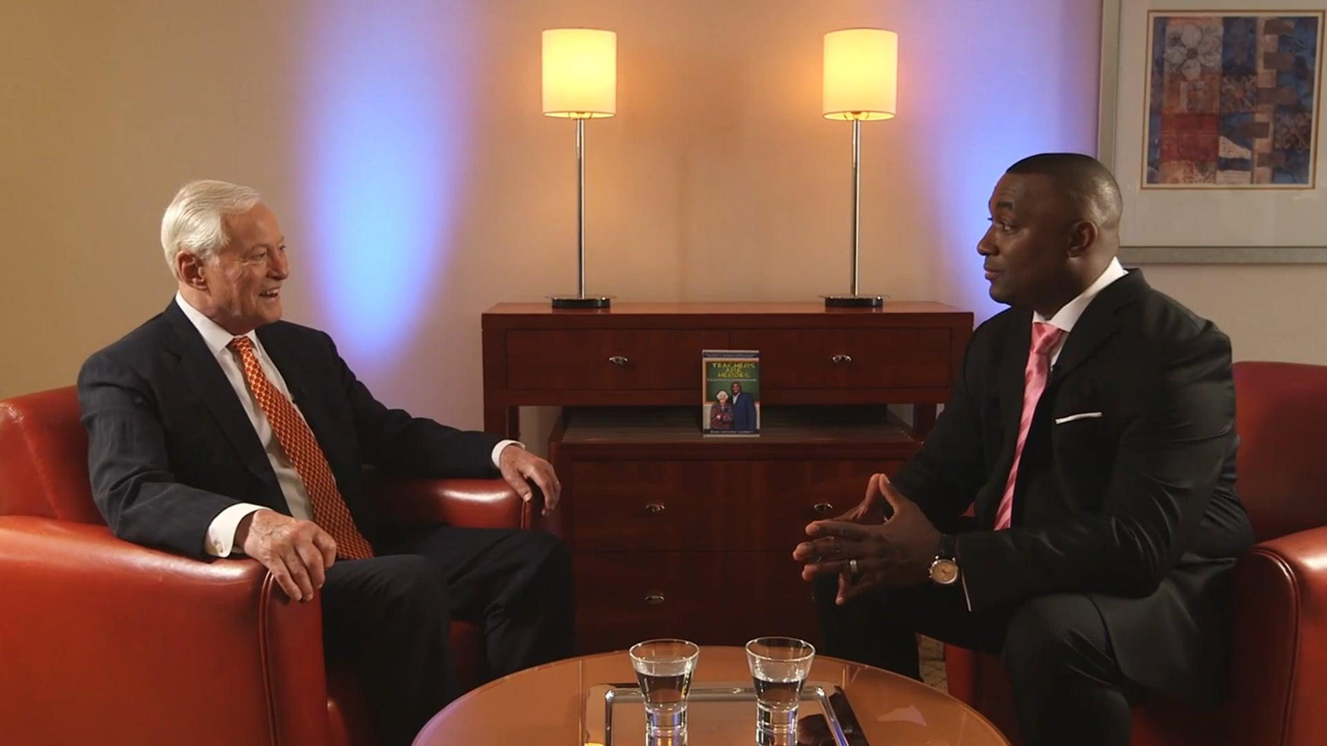 Brian Tracy Interviews Mark Anthony Garrett