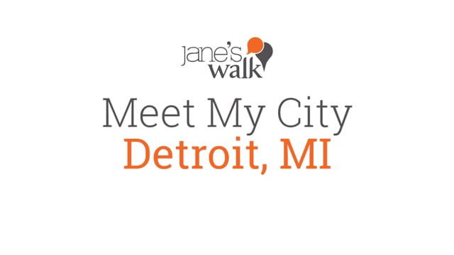 Meet My City Detroit