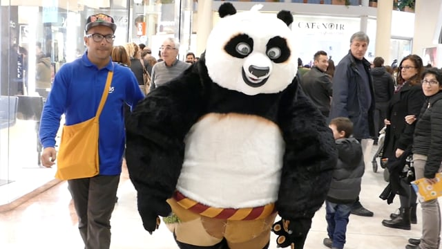Tutti al Cinema - Kung Fu Panda 3