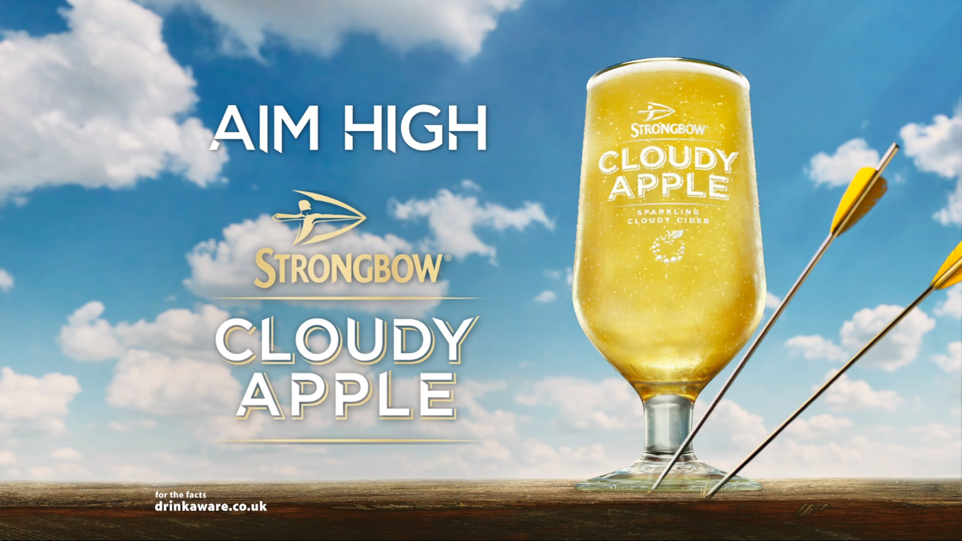 """Strongbow - Cloudy Apple - 30"""""""