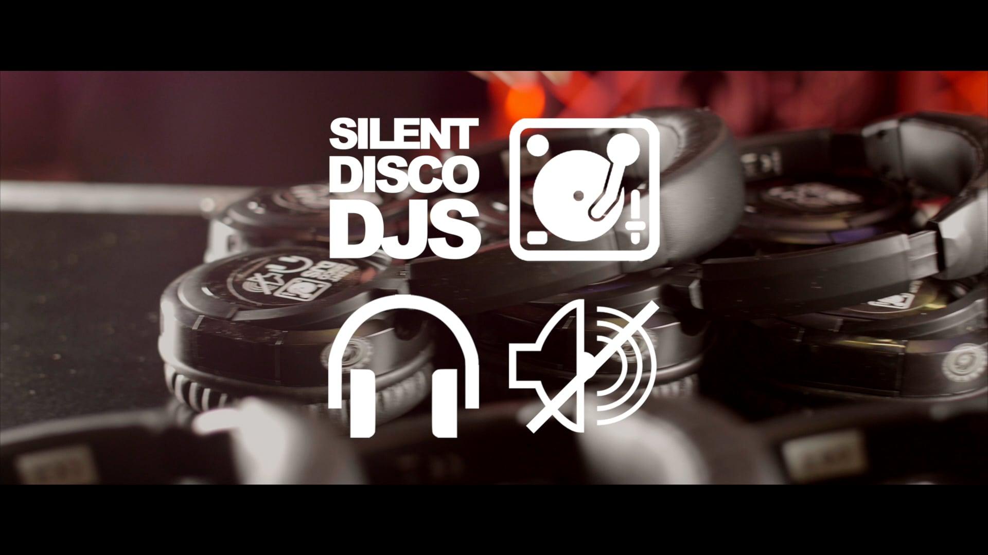Silent Disco DJ´s