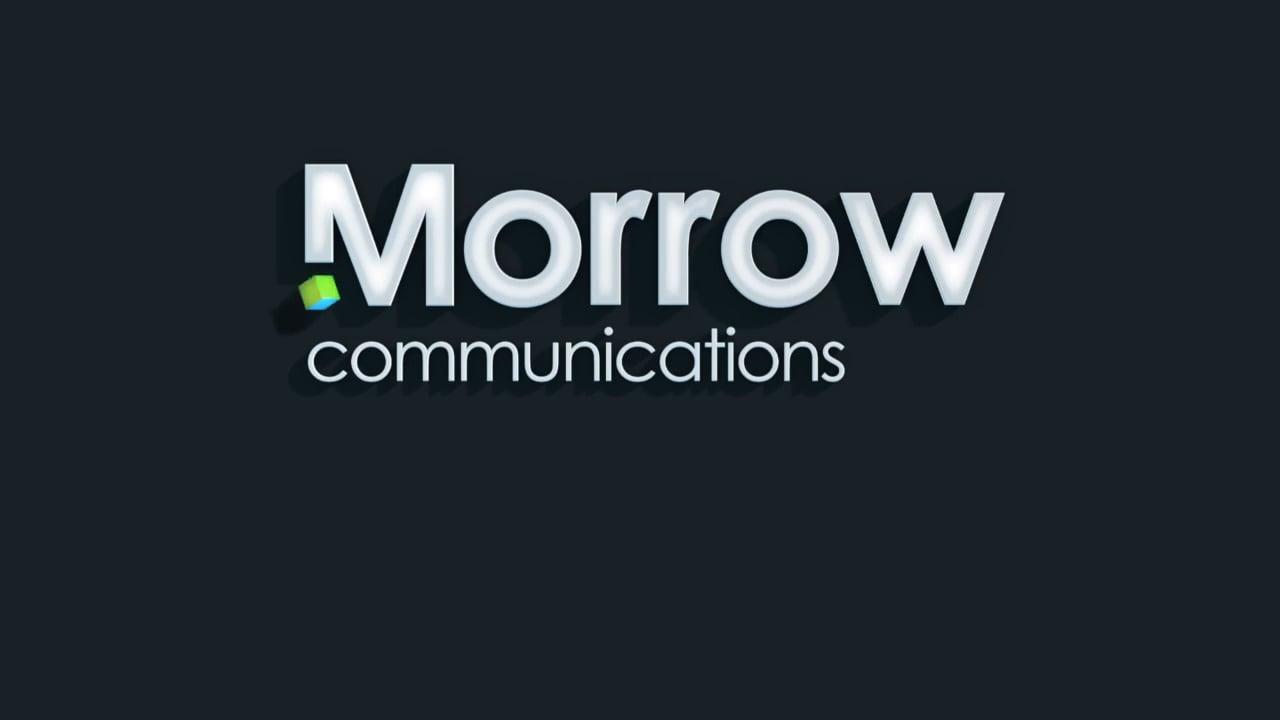 Morrow Communications Video Showreel