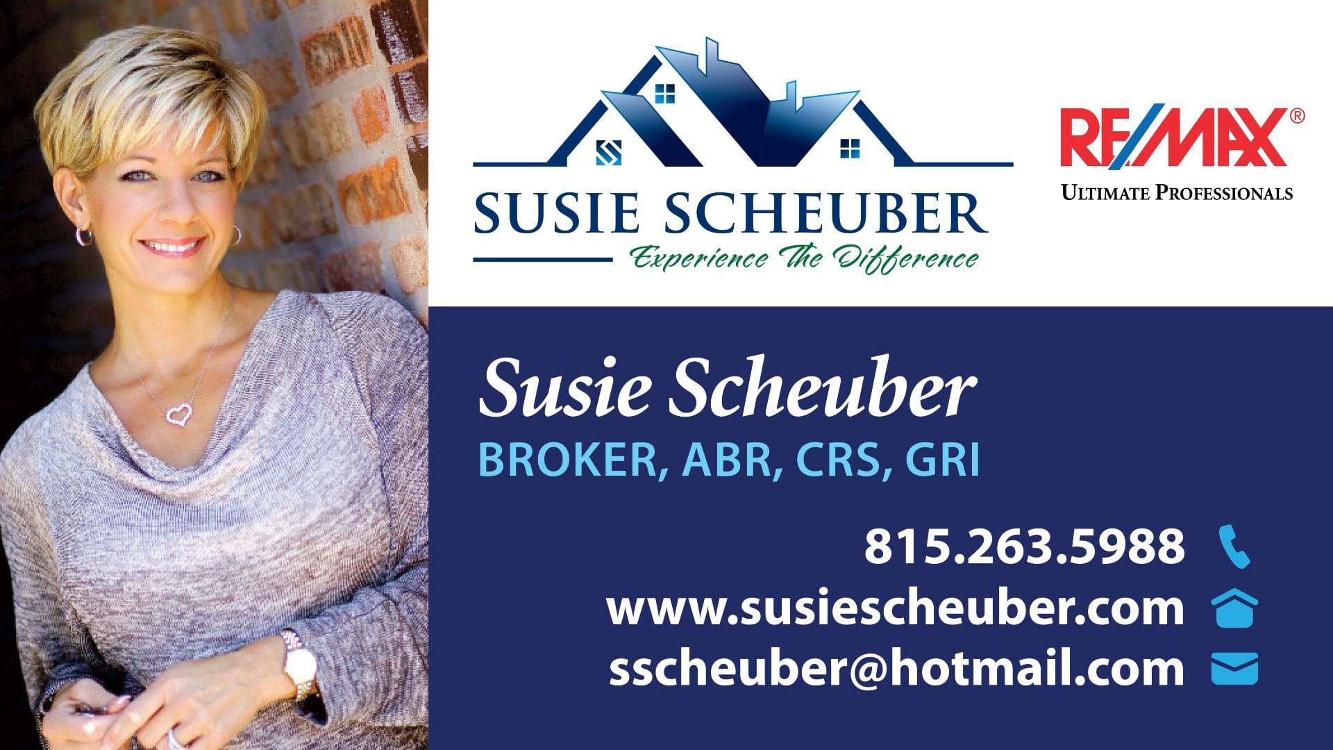 Susie Scheuber Real Estate