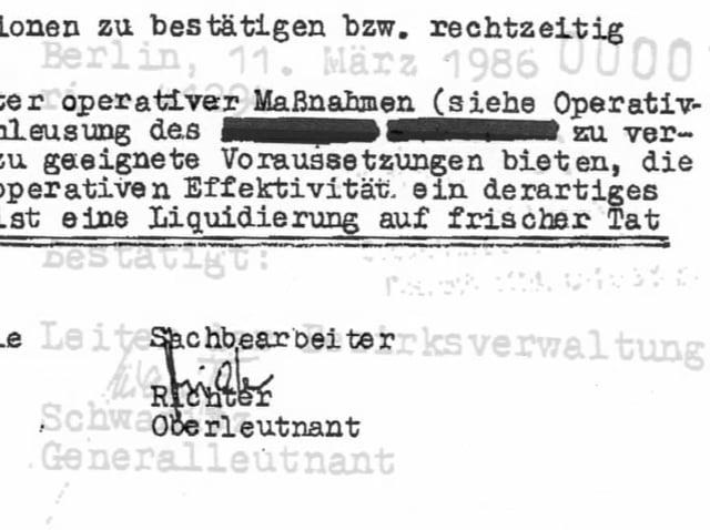 Willy Hieronymus Schreiber: Staatlicher DDR-Terror 3 / IV