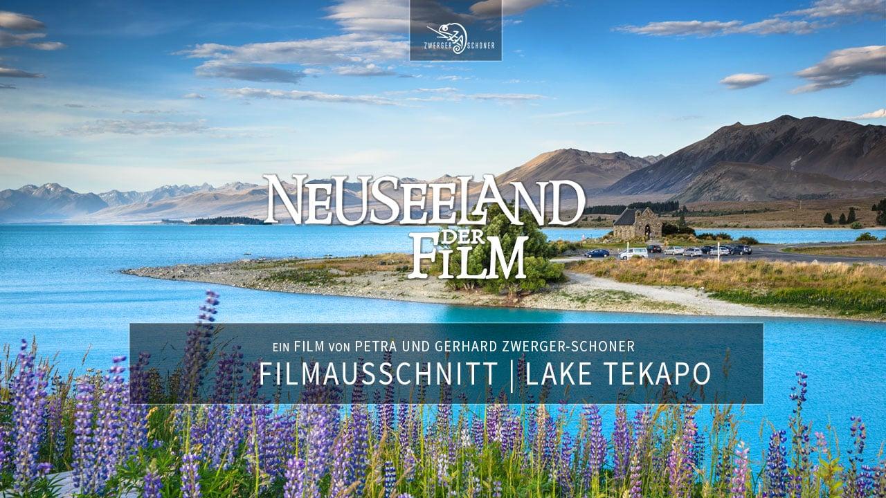 Filmauschnitt | Tekapo | Neuseeland der FILM