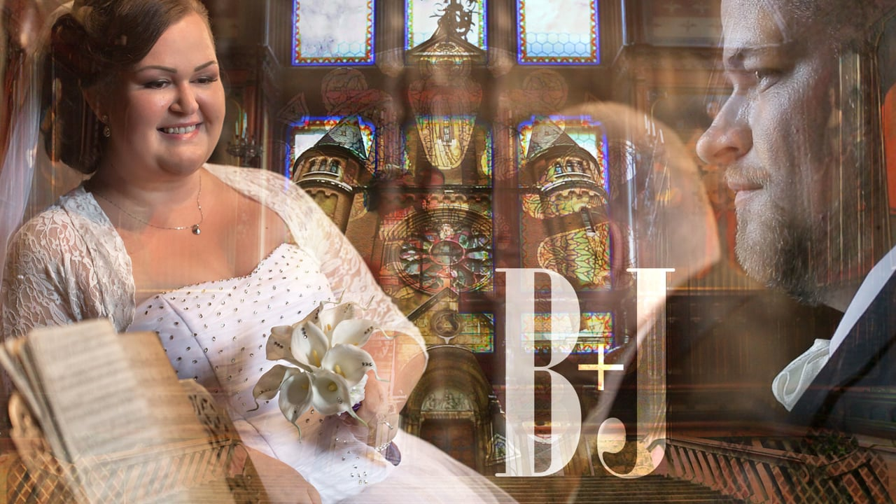 Bernus and Jani Wedding Film - 15'56