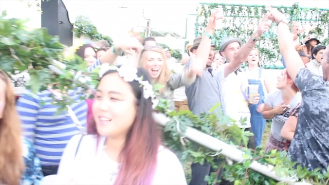 Acoustaoke with Old Mout Cider - Standon Calling 2015