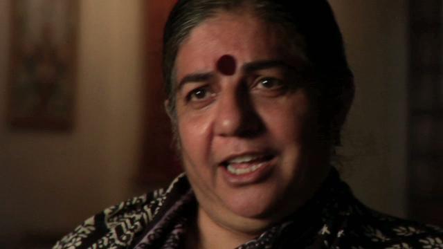 Vandana Shiva Part 2