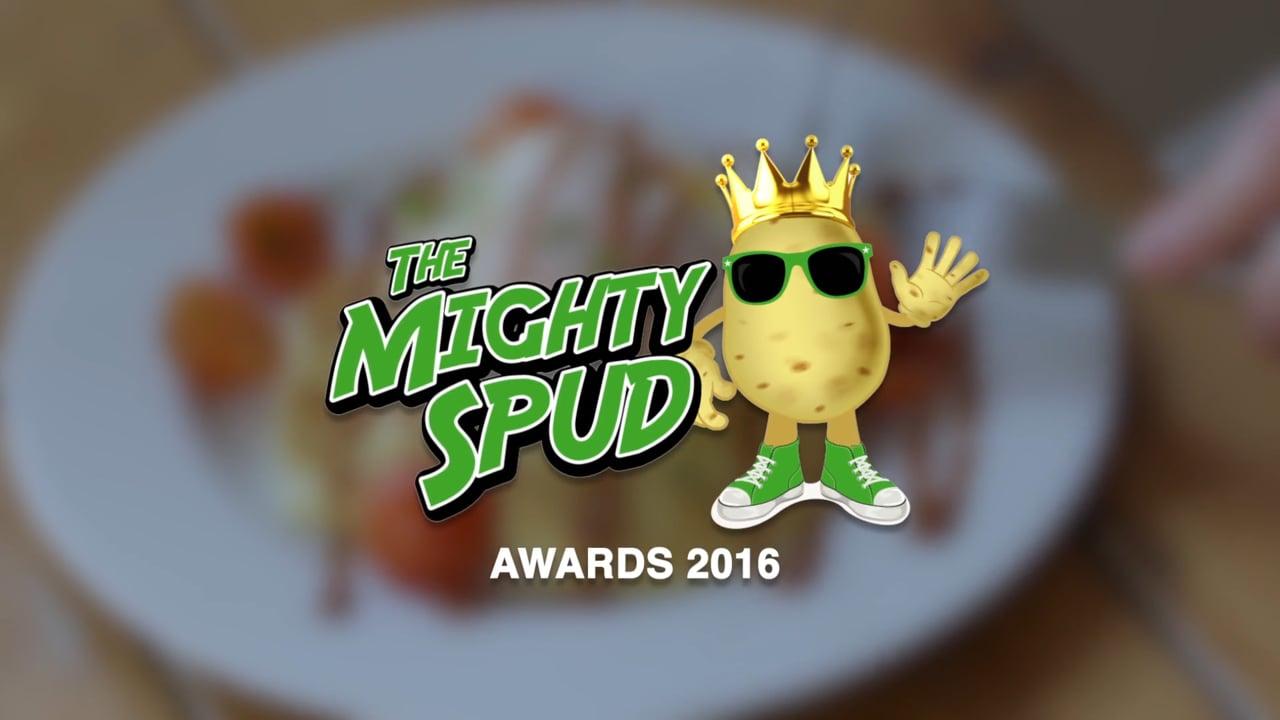 Mighty Spud Award Winners 2016