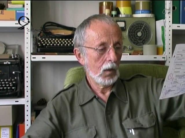 Wolfgang Seiler: Interview über das Notaufnahmelager Marienfelde