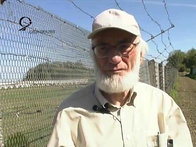 Achim Walther: Das Leben im Grenzsperrgebiet der DDR