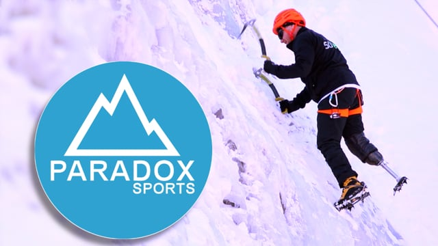 On Ice with Paradox Sports from Outside Adventure Media