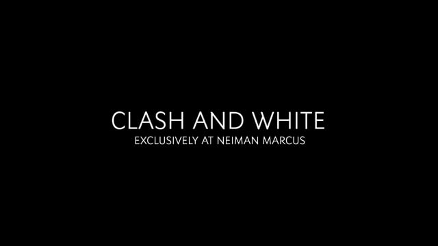 YSL'S Clash and White Palette exclusively for Nieman Marcus