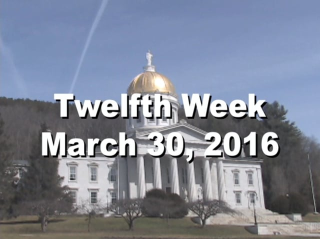 Under The Golden Dome 2016 Week 12