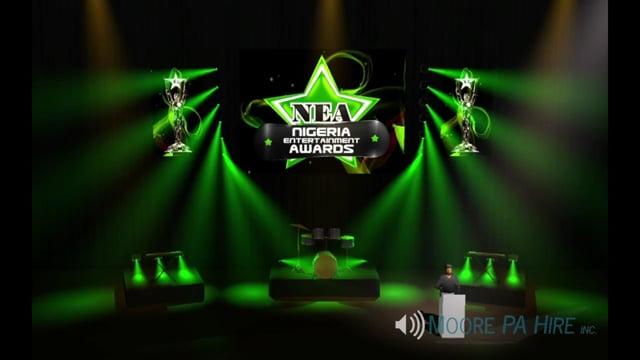 Nigerian Entertainment Awards Pre-Visualization 8/15/13