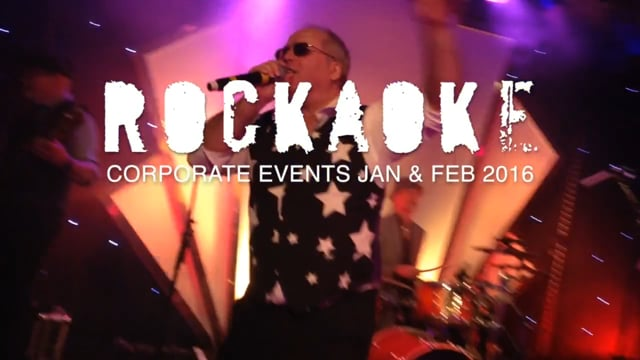 Rockaoke Corporate Chaos - Beginning of 2016