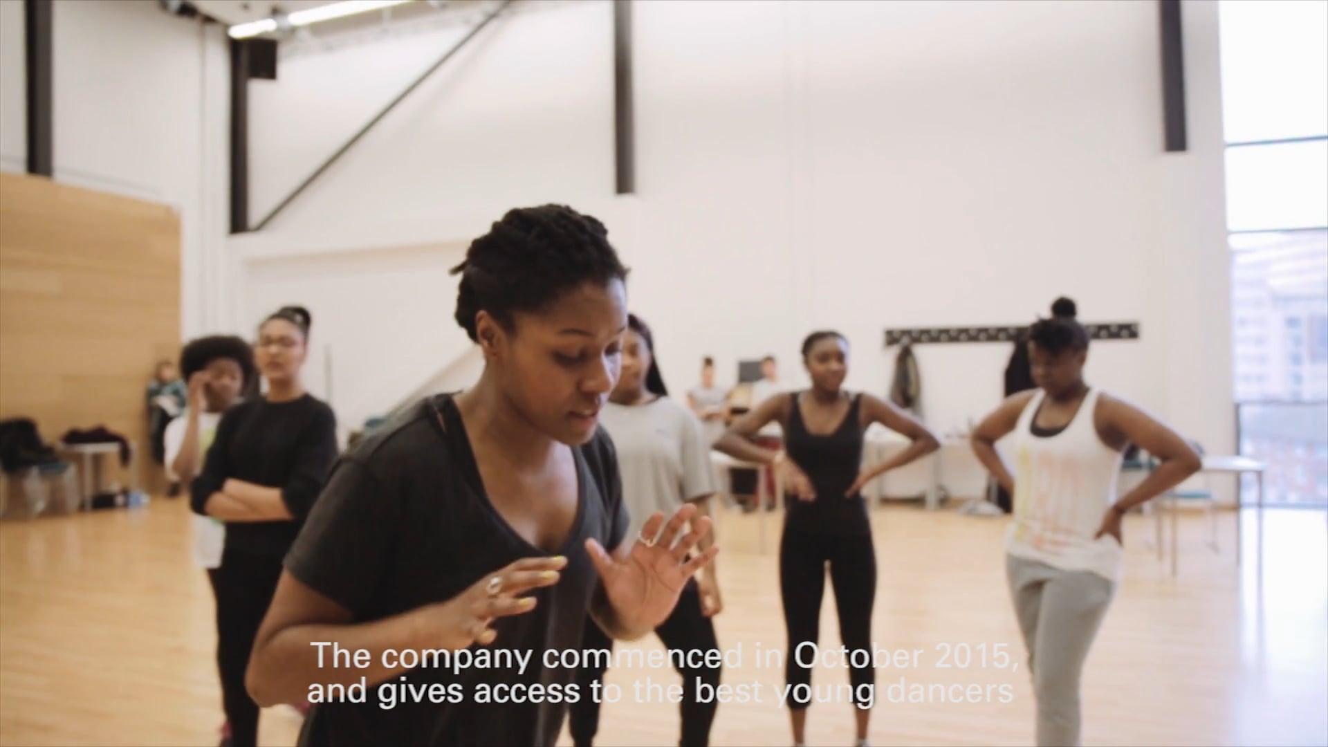 East London Youth Dance Company  | U.Dance Trailer