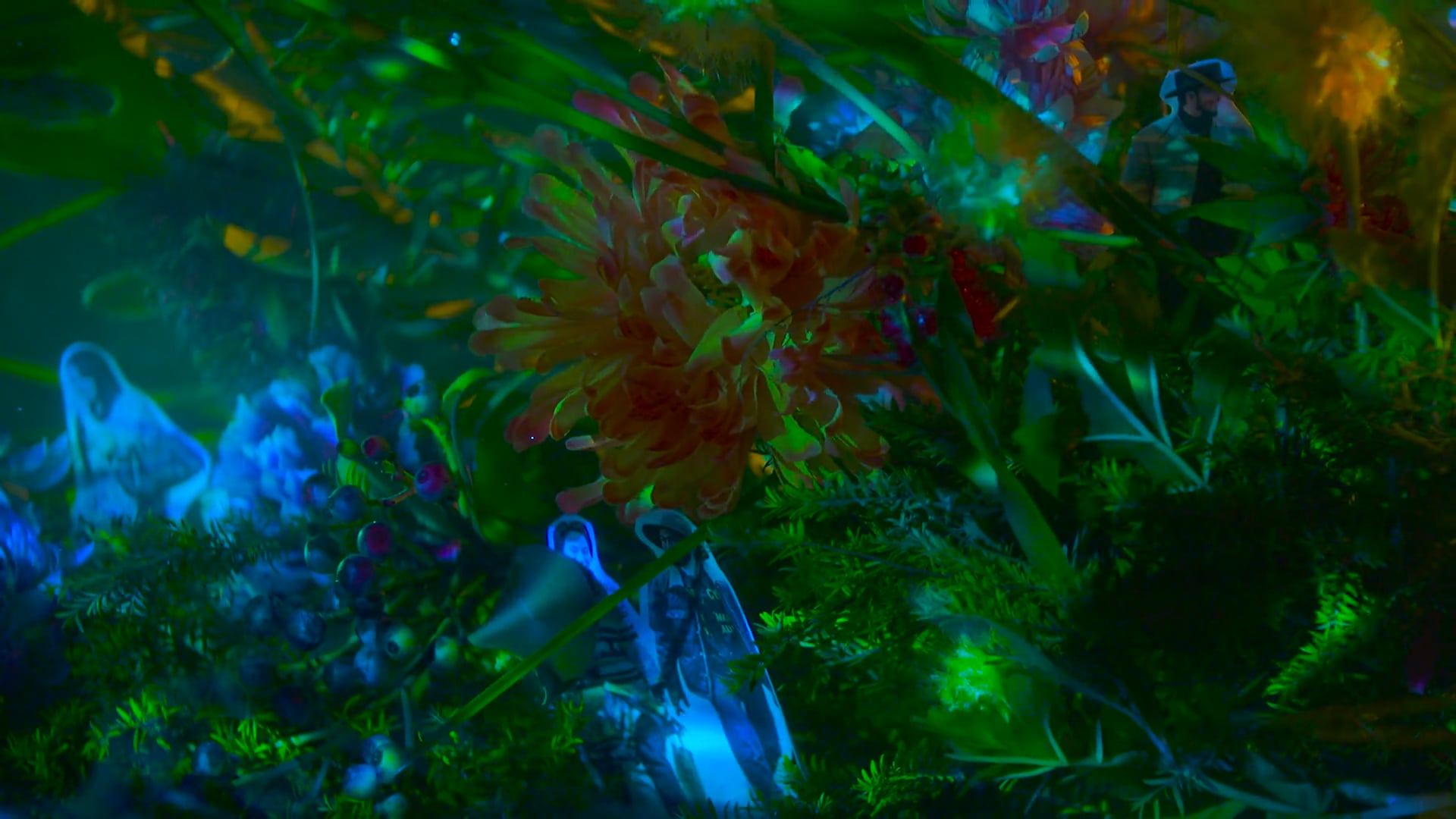 "John Kilbey  ""The Sound Awakening"", video By Purple Moustacho (Sissy Reyes & Jorge Mansilla)"