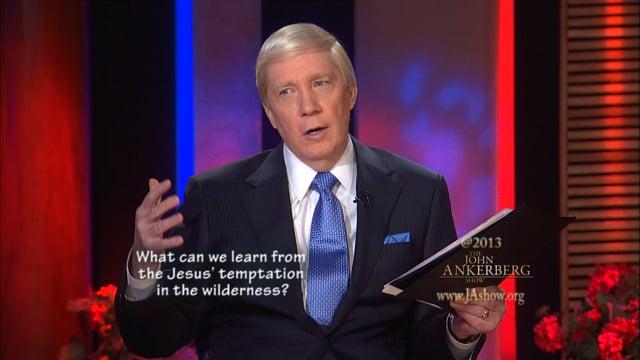 Jesus' temptation in the wilderness?