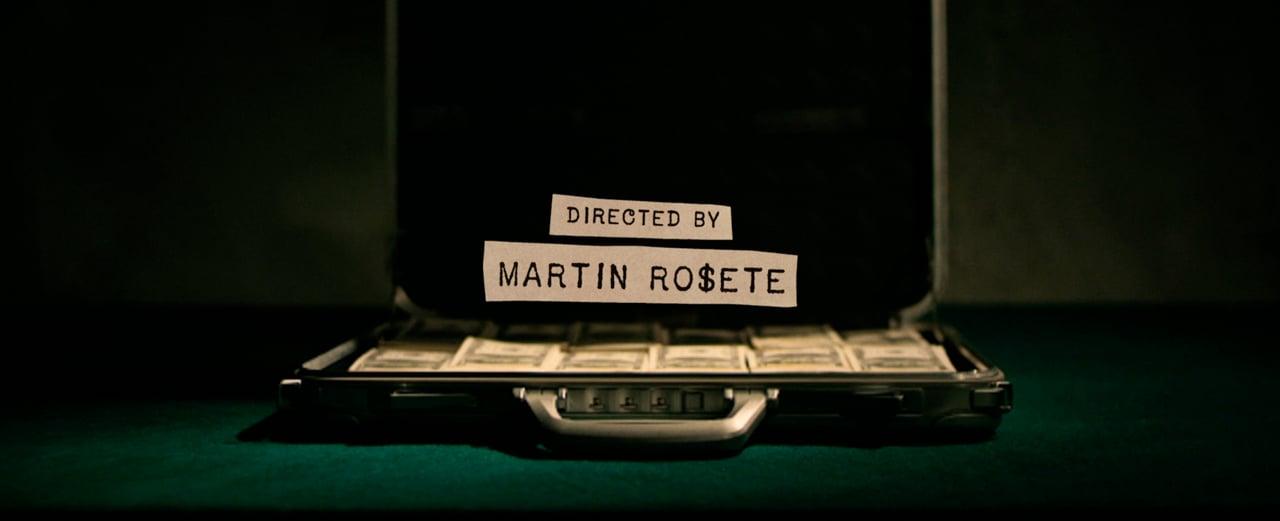"MARTIN ROSETE ""Behind the Scenes"""
