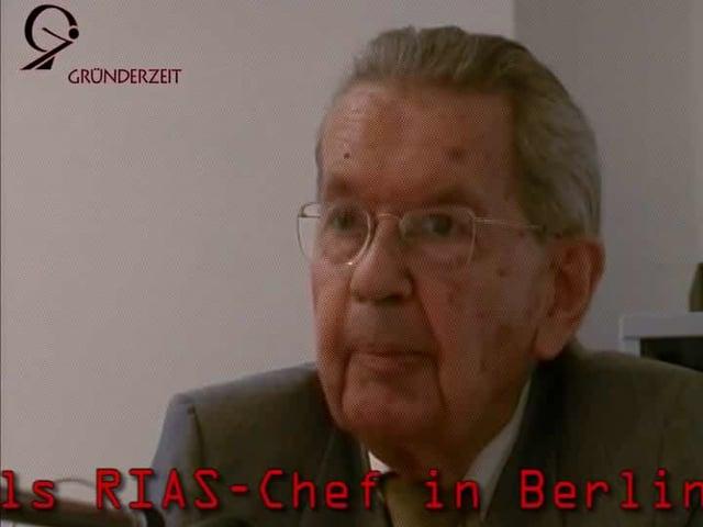 Robert H. Lochner: Vortrag und Erinnerungen an die Panzerkonfrontation am Checkpoint Charlie